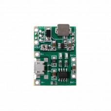 Защитна платка (BMS) за литиево йонни батерии за 1 клетка + DC/DC преобразувател